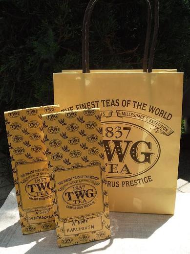 【愛するグルメ】シンガポール発のサロン・ド・テ『TWG TEA自由が丘店』(PART2)