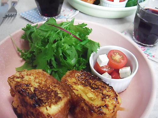 とろけるような食感の『フレンチトースト』レシピ / フランスパンを使ったフランス料理店のまかないから【おうちdeカフェ気分】
