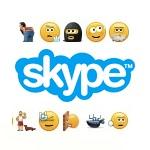 Skypeの隠されている絵文字が結構過激