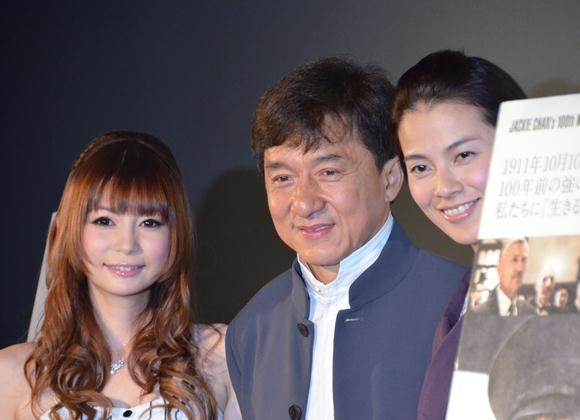 ジャッキー・チェンもびっくり! 大興奮の中川翔子がマシンガントーク炸裂
