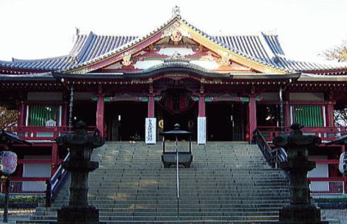 辰年にちなんで、龍神様が祀られている神社に初詣に行こう!