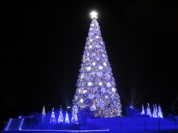 ギネス世界記録を持つツリー! クリスマスはUSJで「世界一の光のツリー」を見て世界一の思い出を作ろう