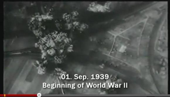 この100年はまさに『破壊の歴史』だった! 争い続ける人類の歩みを10分で振り返ってみる動画