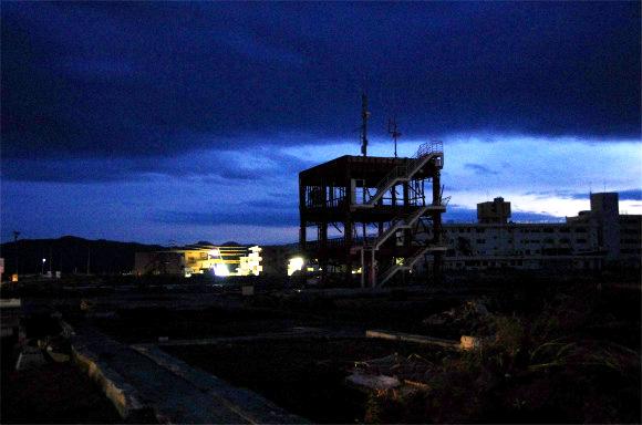 【被災地の今(1)】津波が押し寄せたあの地域は今も夜になると漆黒の闇に包まれたままだ