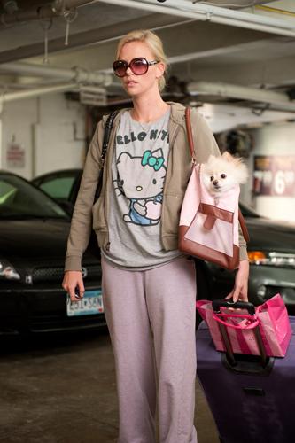 アラフォー映画『ヤング≒アダルト』で、キティちゃんが痛い女を象徴するキャラクターに!?【最新シネマ批評】