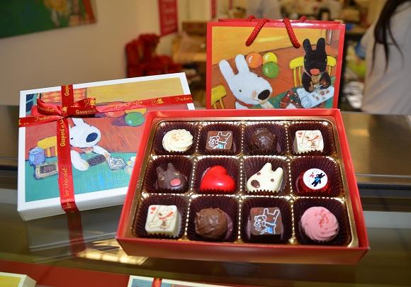 バレンタインデーは「感謝」の日! 女の子どうしの「友チョコ」にピッタリのチョコを見つけてきたよ♪