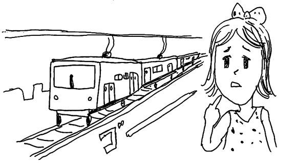東京の満員電車にひそむ妖怪12選