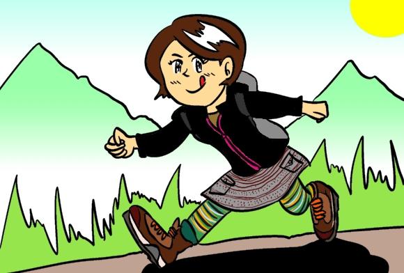 すっかり定着した「山ガール」ブーム! 20~30代女性の9割が女性登山者「増えた」と実感