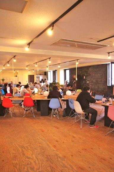 渋谷のコワーキングスペース「co-ba」へ行ってきたよ! 5月には「co-ba library」がオープンするらしい