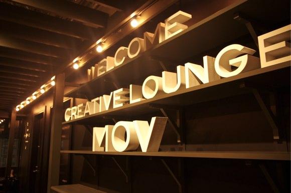 【4/26オープン!!】渋谷ヒカリエ「Creative Lounge MOV」に行ってきたよ!