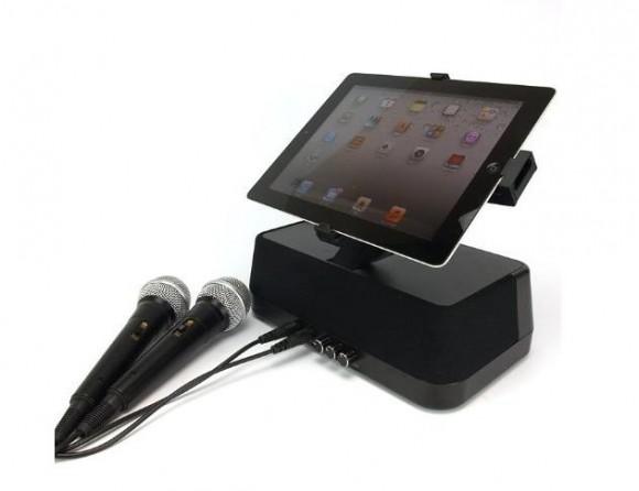【これは欲しい】iPad2でカラオケが楽しめる機械が登場! 使用用途は無限大にありそうだぞ