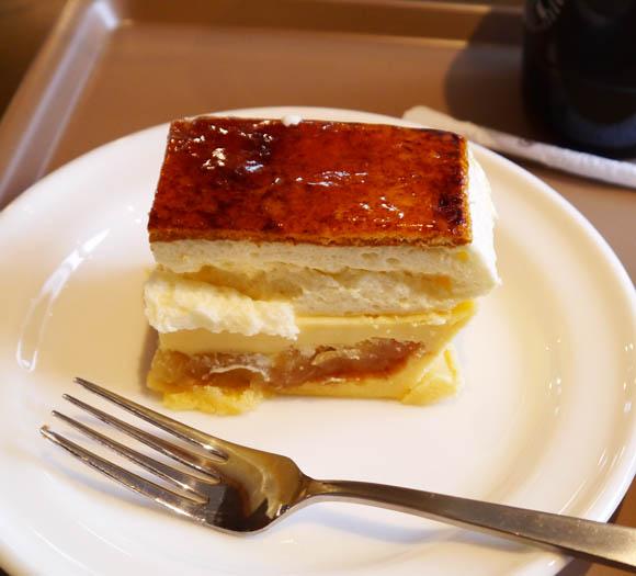【スタバ】関東で3店舗しか提供していない「りんごのシブースト」が超うまい!