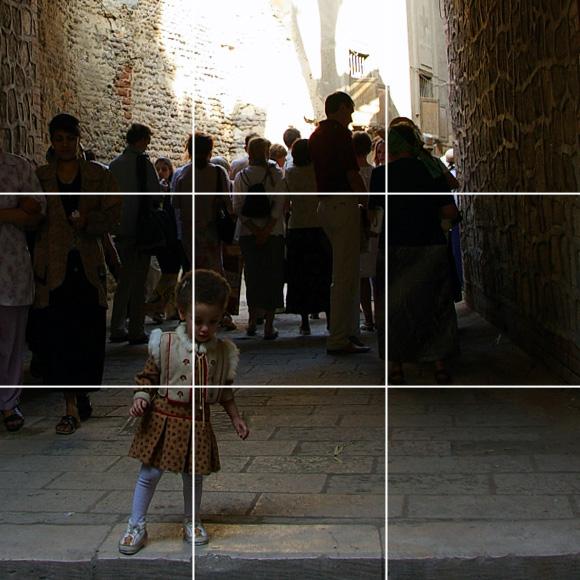 【簡単写真テク】バランスのとれた構図の写真を撮りたいなら「三分割法」を覚えておくとイイよ!