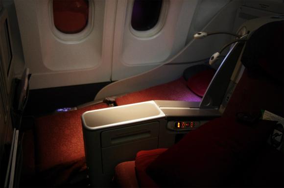 【週末バリ体験記 Vol.2】もうエコノミーには乗りたくないよ! ガルーダ・インドネシア航空の「エグゼクティブクラス」に乗ってみたら至れりつくせりでしたわ