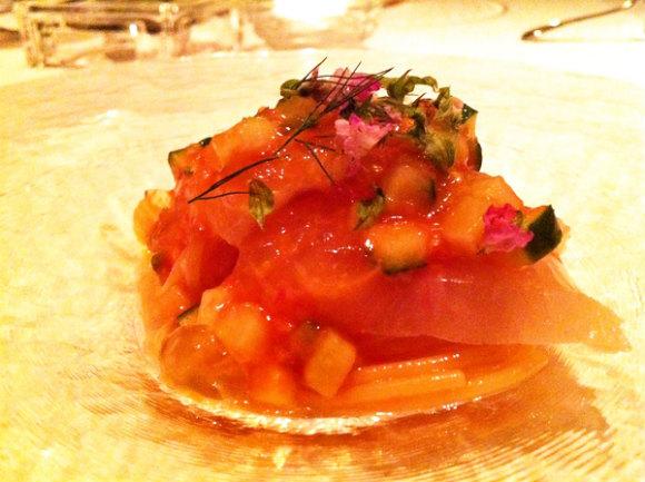 川越シェフのレストランは本当に美味しいのか実際に食べて「ちょいキビ判定」してみた / 代官山タツヤ・カワゴエ