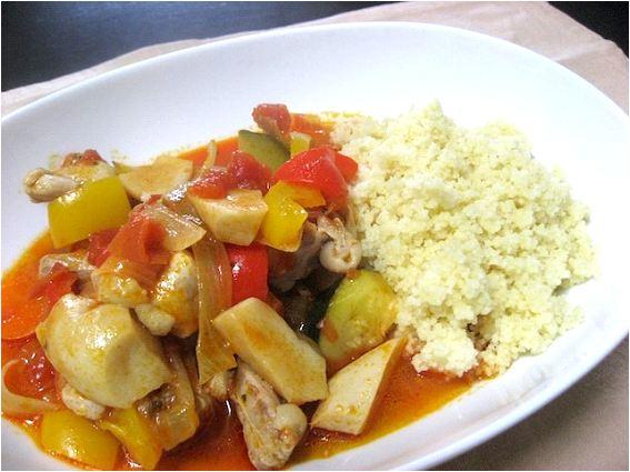 基本はぶっかけご飯と同じなのにお客さんに出せる! カレーライス級に簡単な「チュニジア風クスクス」はいかが?