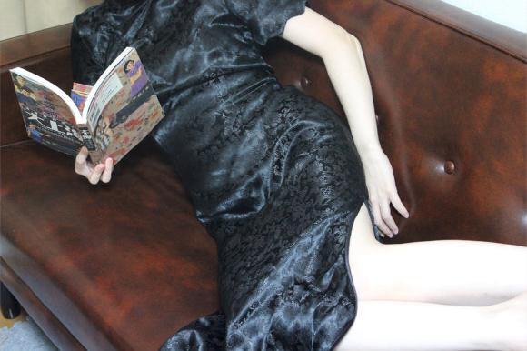 【女子必見】チャイナドレスのスタイルUP効果は最強レベル! 胸は大きく、ウエストは細く見える