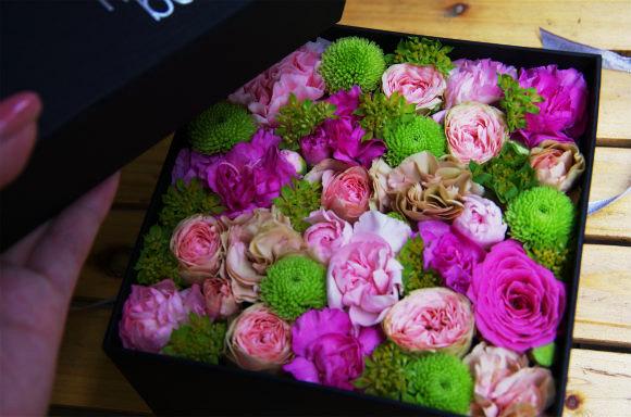 やっぱり女子は花が好き! ある日突然届いたお花に思わず心トキメキしてしまったよ