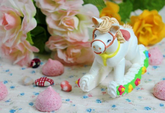 """これがお菓子!? 二子玉と湘南でしか買えない世界レベルの""""メレンゲアート菓子""""に感動☆ メルヘンチックでとっても可愛いんだよーっ"""