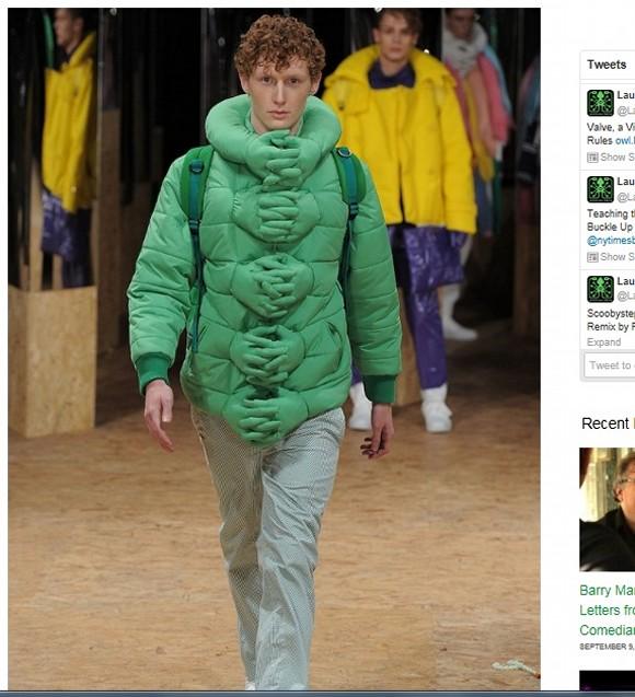 もう独り身でも寂しくないね! Si leong Chanの秋冬ファッションの「抱きしめられ感」がスゴすぎる!!
