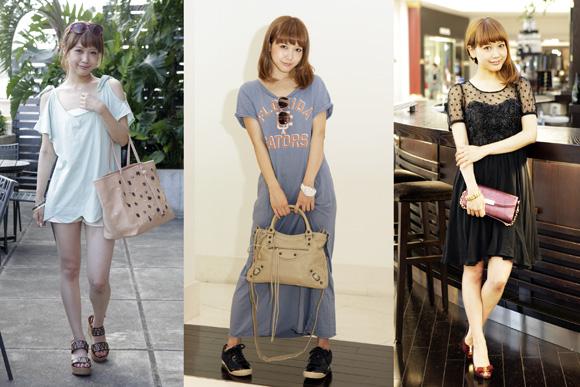 紗栄子さんや山本優希さんなどセレブな日本の有名モデルたちがFacebookで私生活コーデを大公開! 投票すると抽選で南国旅行やコーデに使った商品が当たっちゃうよーッ!!