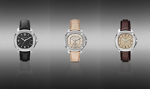 トレンチコートをベースにデザイン! あのバーバリーから一生使える極上腕時計が発売されたよ~!!