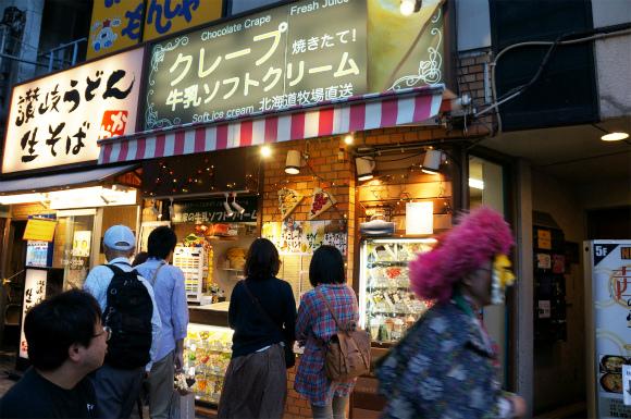 【新宿スイーツ】もちもちふわふわの生地が最高! 新宿駅前の『プチバリエ』のクレープは絶対一度は食べるべし!!
