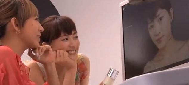 フォトグラファー蜷川実花さんが綾瀬はるかさんとテレビCMで美の競演! メイキング映像はここで見よう!!