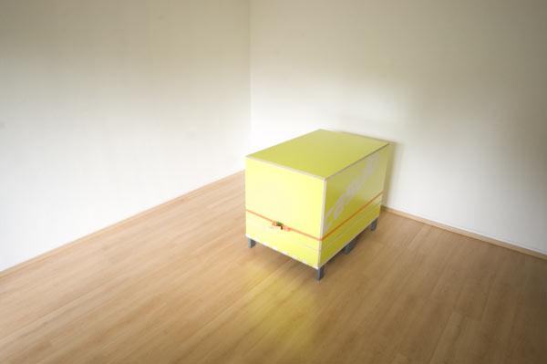 なにこれ欲しい! 机に椅子にベッドにタンスにクローゼットまで入ってる箱「Casulo」がスゴイ!!