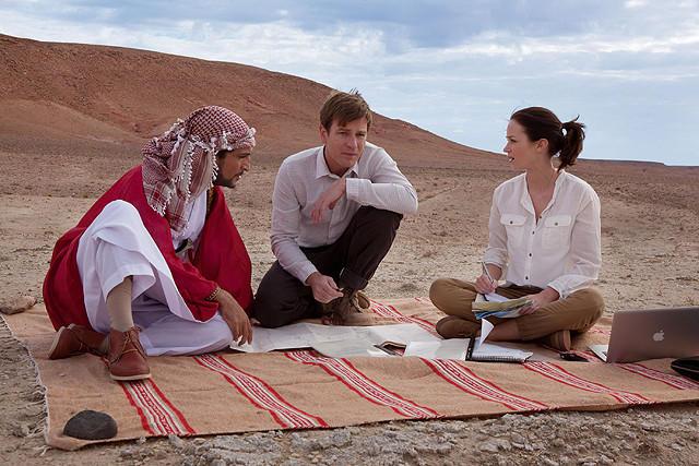 エジプトと英国のイケメンが登場! 乙女心をキュンとさせる映画『砂漠でサーモン・フィッシング』【最新シネマ批評】