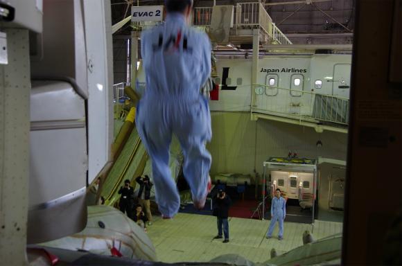 緊急時、私たちの身はこうして守られる! JALのキャビンアテンダント緊急保安訓練の現場に潜入!!