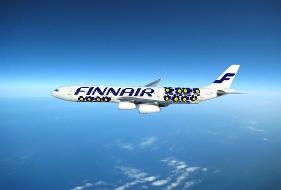 機内食の食器もマリメッコ! フィンエアーとマリメッコのコラボ機体、いつ日本にくる?