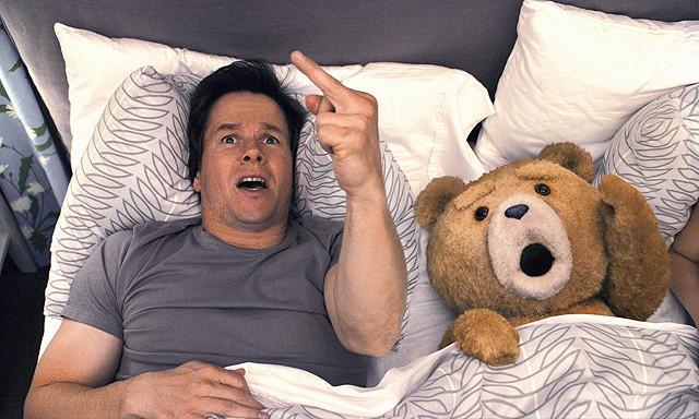 下品で女好きなぬいぐるみだけど欲しい~♪ 中年テディベアを描いた映画『テッド』が公開前から大人気!