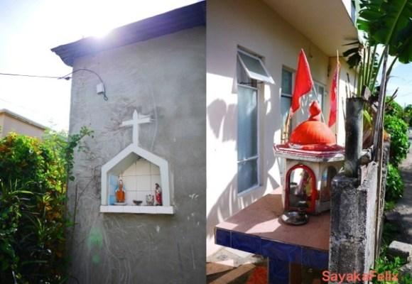 モーリシャス宗教