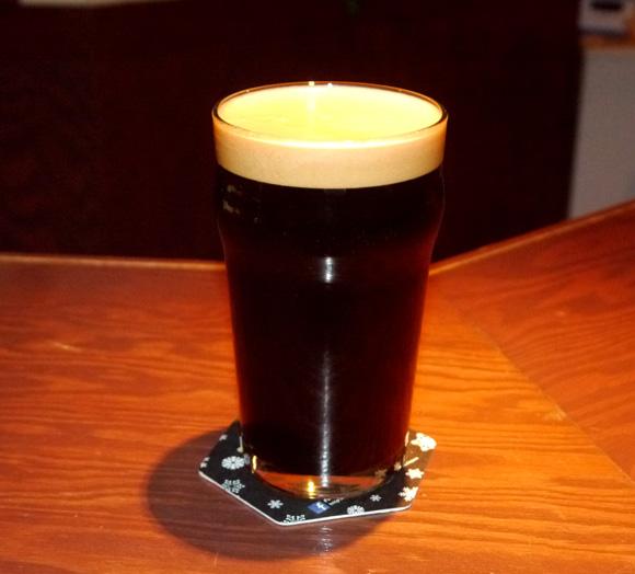 香りとコクに納得! 地ビールの元祖『サンクトガーレン』のチョコレートビール解禁です!