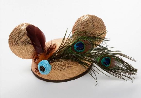ミッキーの耳がちょっぴりラグジュアリーに!? アメリカのディズニーリゾートで発売されている2013年限定帽子が超絶可愛いッ!