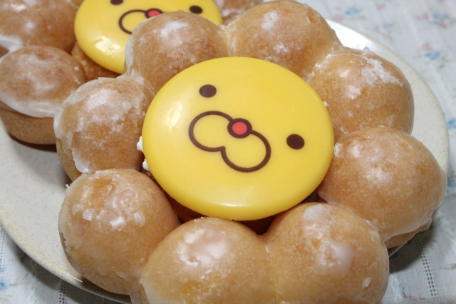 ミスドで「ポン・デ・ライオン」の顔をしたドーナツが発売決定だよ☆ 買い占めたくなっちゃうくらい可愛い!