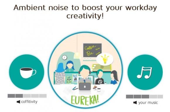 カフェで落ち着いて仕事or勉強がしたい! そんなときに使えるカフェの喧騒が聞けるサイト『Coffitivity』