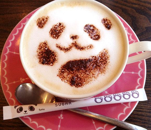メニューも内装も何もかも! お店中がパンダまみれなカフェ・阿佐ヶ谷「ぱんだ珈琲店」