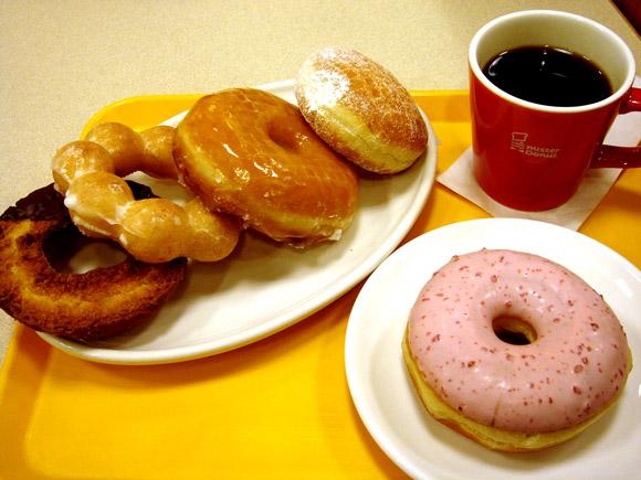 ミスドのドーナッツが美味しくなったと話題に/実際に食べてみたら本当だった!