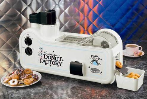 小さな小さなドーナツを自動で作れるマシンがミニミニ可愛い! と思いきや、実際はそうでもなかった件