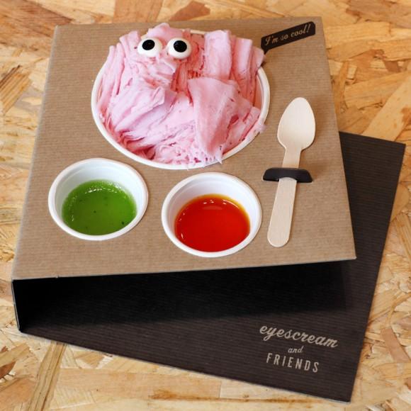 食べるのがもったいない…でも食べたい! バルセロナ発「モンスターアイスクリーム」が可愛過ぎる!!