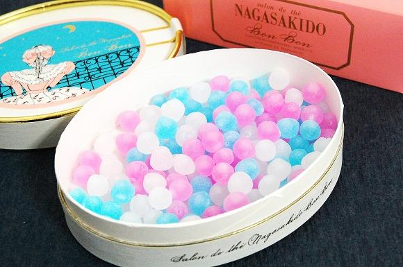 【かわいい大阪】長崎堂の「クリスタルボンボン」/まさに「オルゴールの音色をこまかく砕いた」みたいな砂糖菓子なの