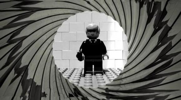 完成度が高すぎ!『007 カジノ・ロワイヤル』のオープニングをレゴで再現した動画『Lego Casino Royale』