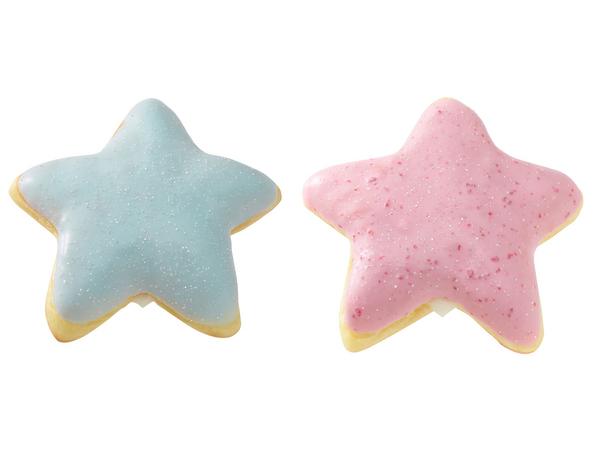 【ミスタードーナツ】またまたおしゃんぴーな女の子ちゃん向けのドーナツが登場しましたよ