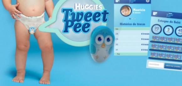 新米ママさんパパさんもこれで安心!? 赤ちゃんのおむつが濡れていることを知らせてくれるiPhoneアプリ『TweetPee』
