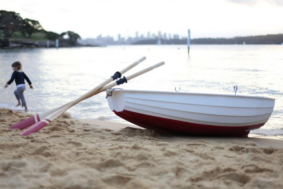 これであなたも船のオーナーに!? まるでプラモデルのような手作りボートキット