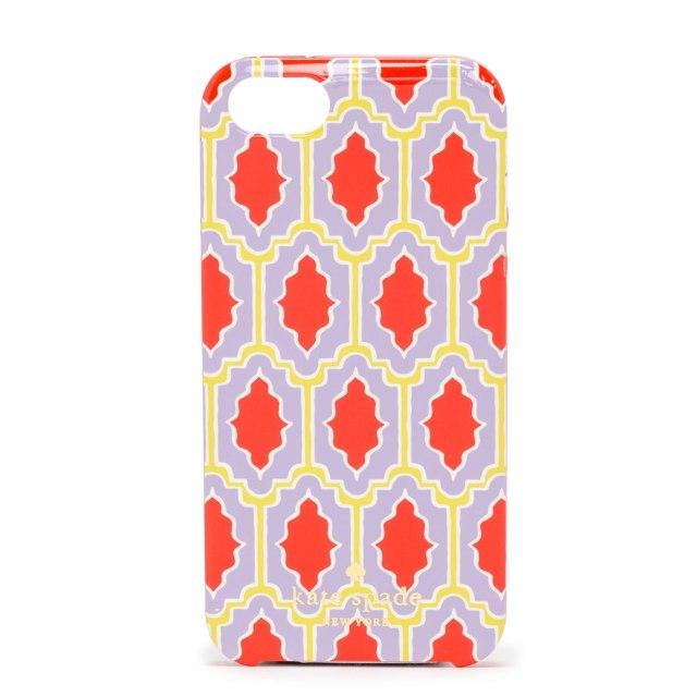 思わずコレクションしたくなっちゃう! 大人かわいい「ケイトスペード」のiPhone5ケース♪