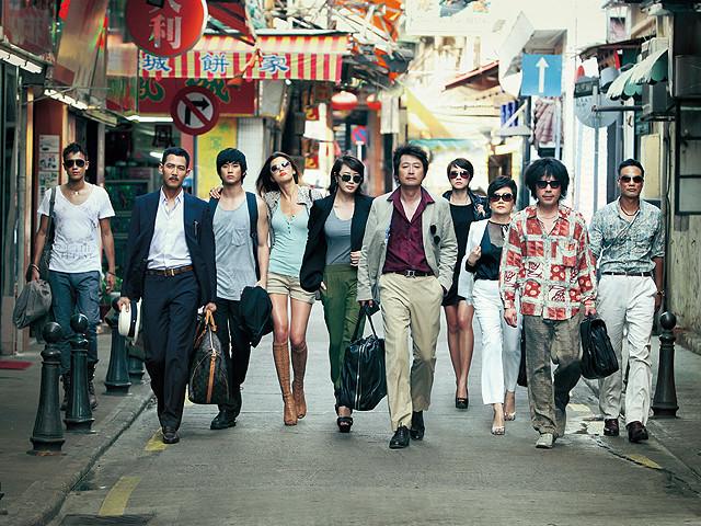 日本語版にはプロの声優陣を起用! 韓国映画史上最大のヒット作『10人の泥棒たち』【最新シネマ批評】