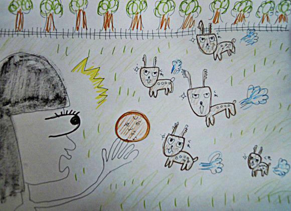 奈良県民あるある50/鹿に追い回された、土を掘れば何か出てくるなど